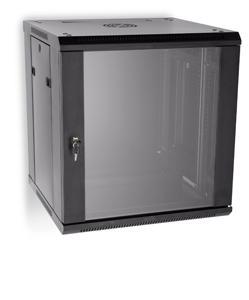 LINIER 12U Wall Mount Server Rack by Kendall Howard (3140-3-001-12)