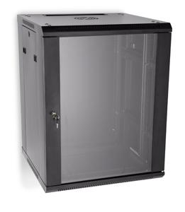 LINIER 15U Wall Mount Server Rack by Kendall Howard (3140-3-001-15)