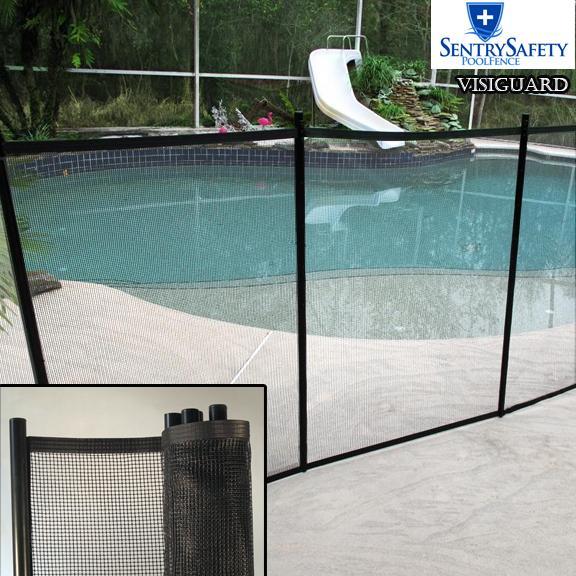 Visiguard mesh fencing easy diy installation