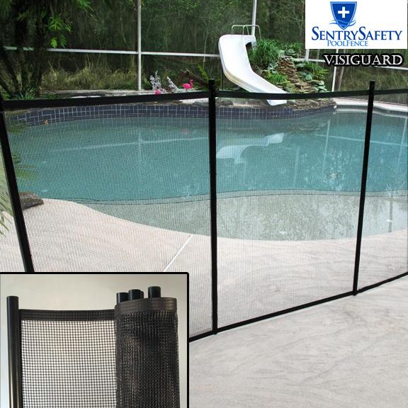 Fully Assembled Sentry VisiGuard Child Safety Fence