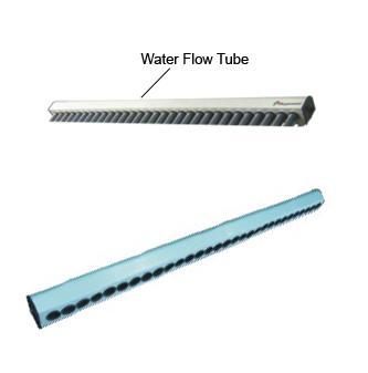 Gulf Stream Solar Part – Water Flow Tube - for 15 Tube Unit