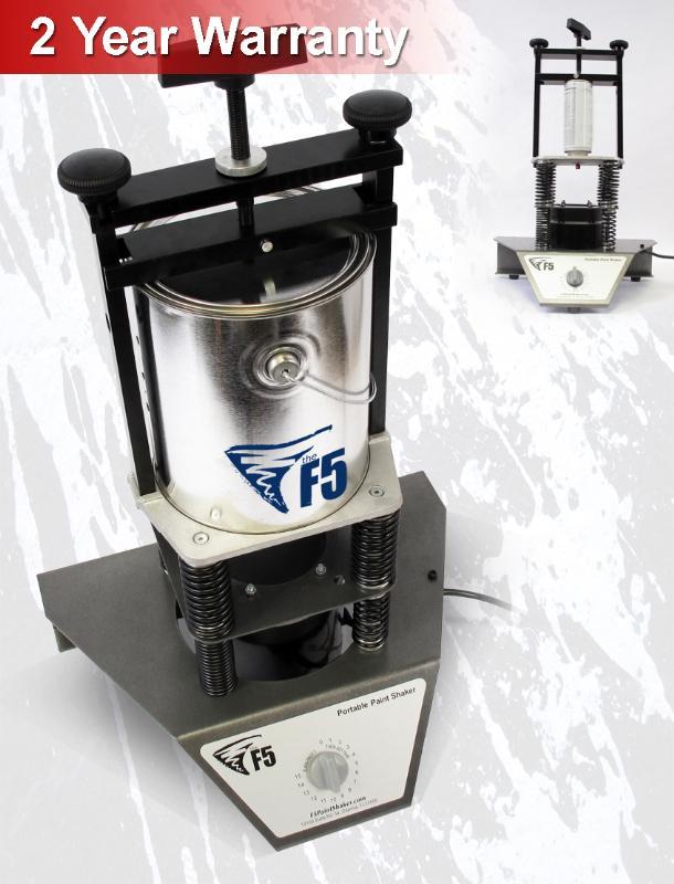 F5 Portable Paint Shaker