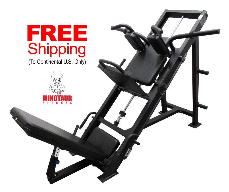 Minotaur Fitness Leg Sled/ Hack Squat (KL613)