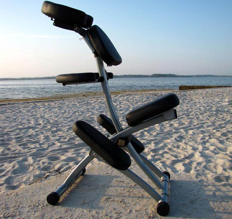 Serenity Lite Portable Massage Chair: Superior Design