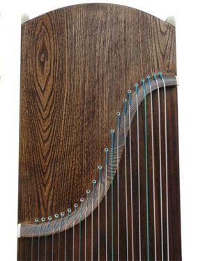 Elm Wood Guzheng 6930H