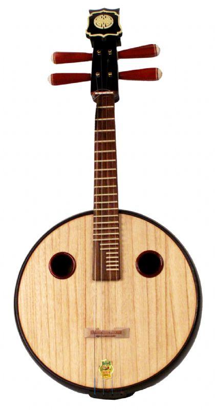 Chinese RuanqinRuan Instrument