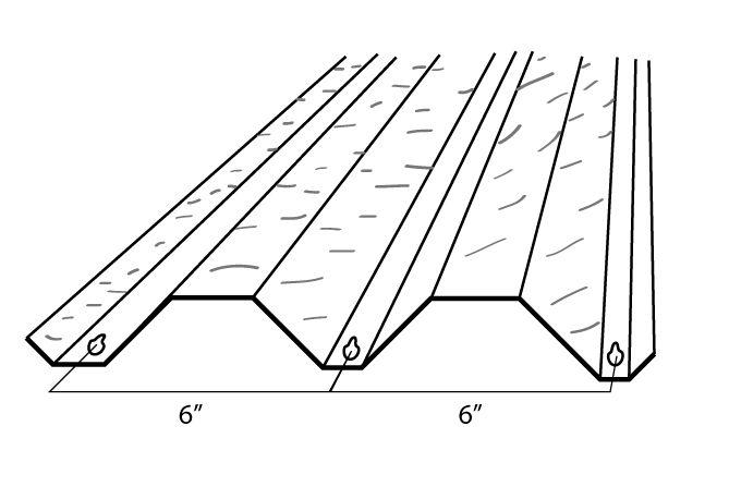 Full Transparent Lexan Panel (per square foot)
