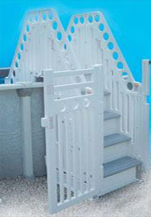 Above Ground Pool Fences Confer Above Ground Pool Safety