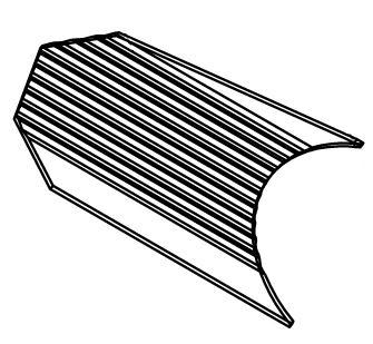 Part #9 Locking Plate (CFM 10-12)