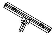 Part #10 Locking Plate Holder (CFM 10-12)