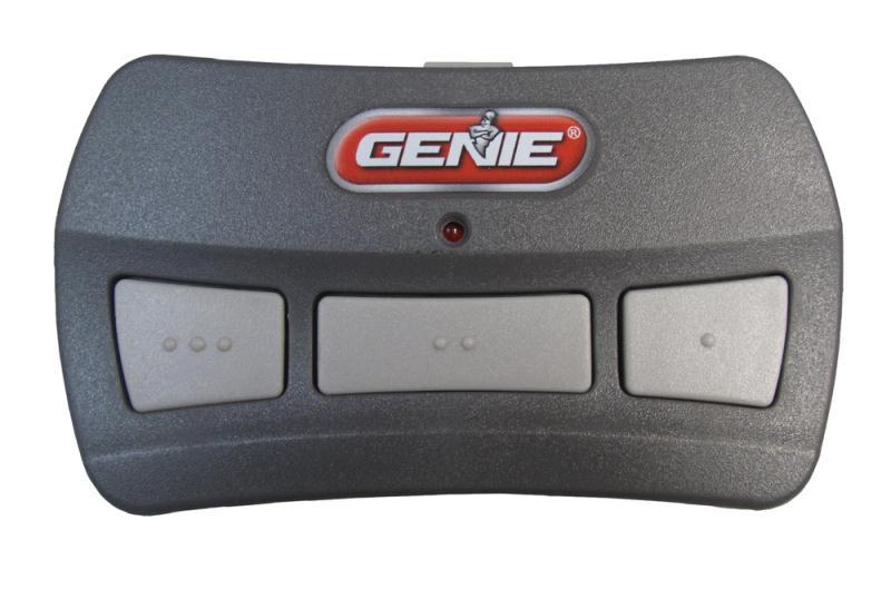 Genie Intellicode Three Button Transmitter (GITR-3)
