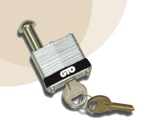 GTO/PRO & Mighty Mule Pin Lock (FM345)