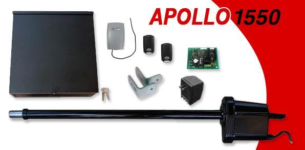 Apollo Gate Opener Apollo 1550 Single Gate Opener W