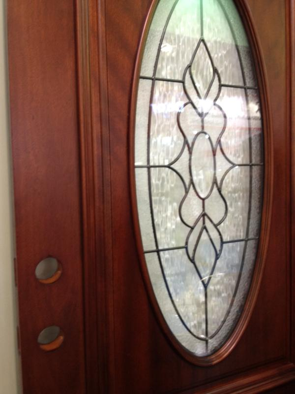Decorative Glass Door Inserts