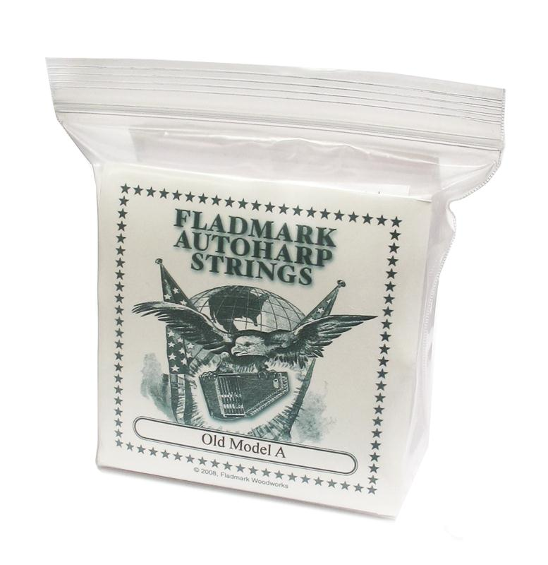 Fladmark Autoharp Strings - Old Model A