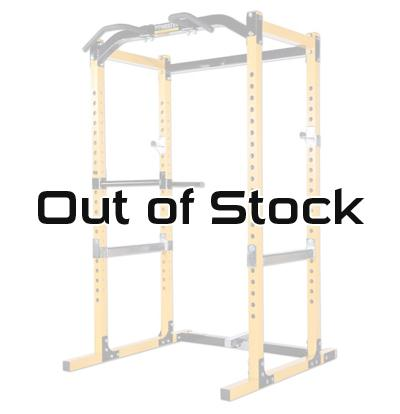 Powertec Power Rack (P-PR) - #1 Home Gym Source| Powertec machines - Yellow