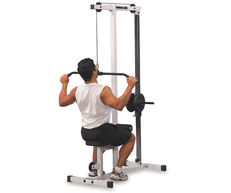 Body Solid Lat Machine (PLM180W)