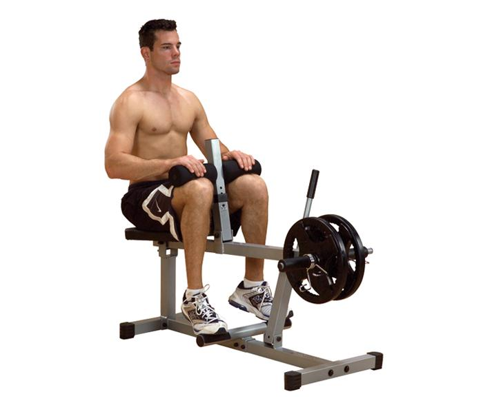 Body Solid Seated Calf Raise Machine (PSC43X) | Home Gym Equipment