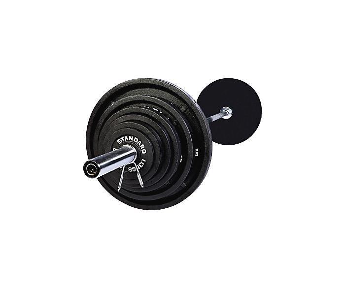 USA Sports BOSS-300 Olympic Weight Set