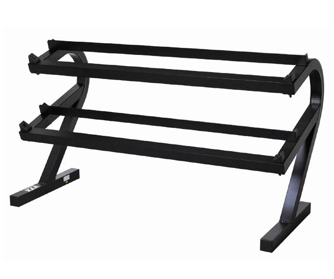 USA Horizontal Dumbbell Rack (T-DR)