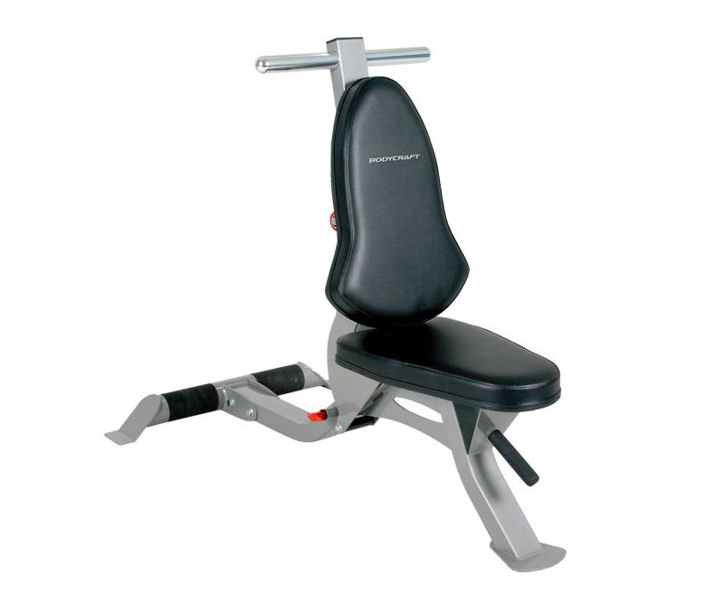 BodyCraft F603 FID Dumbbell Bench (F603) | Dumbbell Workouts