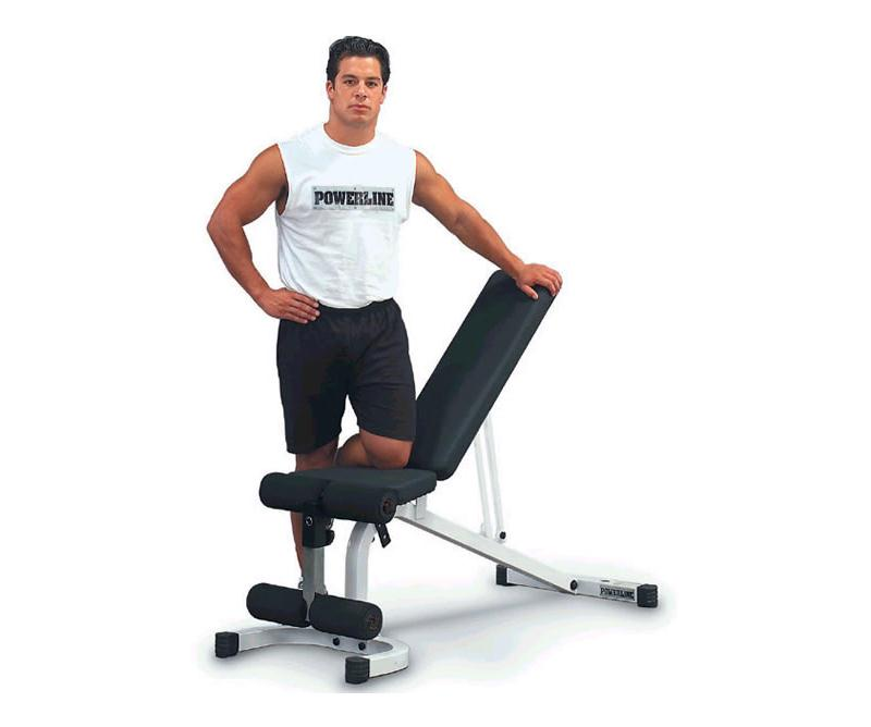 Body Solid Utility Bench Pfid130x Utility Weight Bench Us