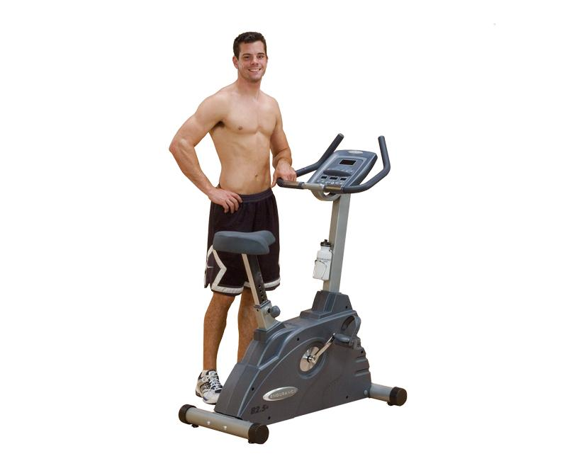 Upright Exercise Bike | Body Solid Endurance Upright Bike (B2.5U)