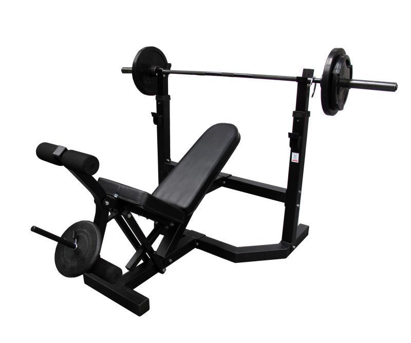 Minotaur Fitness Olympic Weight Bench (KL9819) - BestBuyFitness