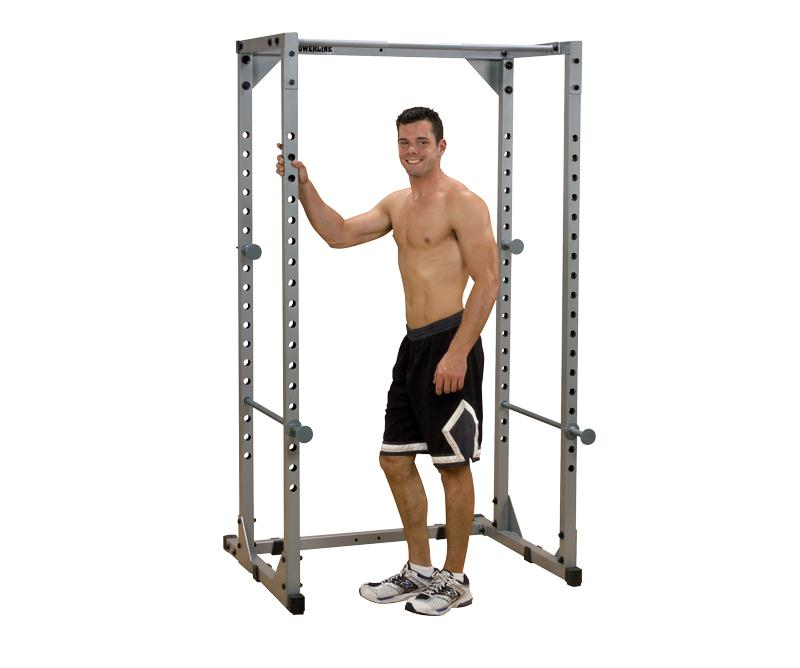 Body Solid Power Rack (PPR200) | Power Rack Cage | Home Gym Equipment