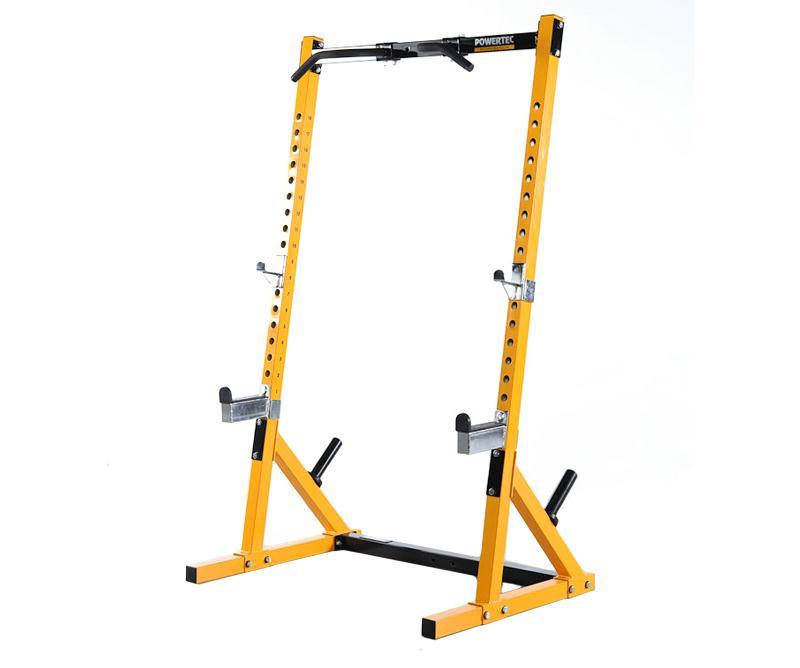 Powertec Workbench Half Rack System (WB-HR14) | Home Gym Equipment