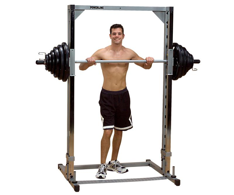 Body Solid Powerline Smith Machine (PSM144W) | Home Workout Equipment
