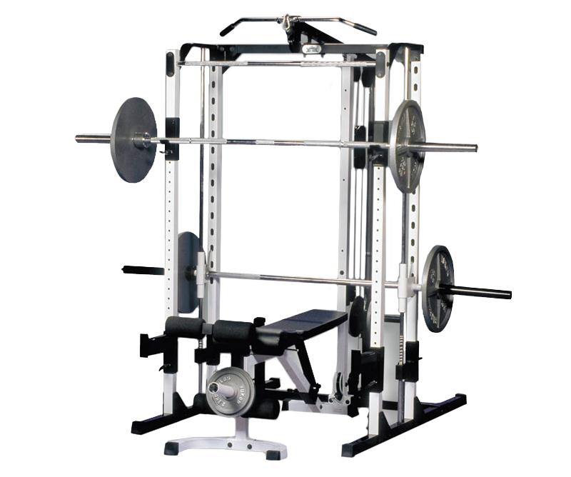 Superb Home Gym Weight Bench Part - 5: Yukon Caribou III System (CII-140)| Free Weight Gym | Home Gym