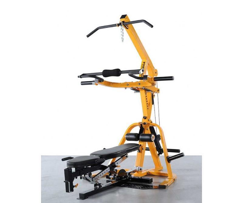 Powertec Workbench Leverage Home Gym (WB-LS13) - BestBuyFitness