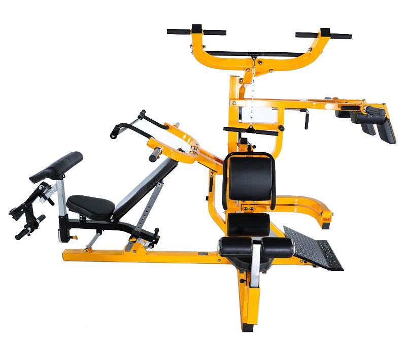 Powertec Workbench Multi System Home Gym (WB-MS14) - BestBuyFitness