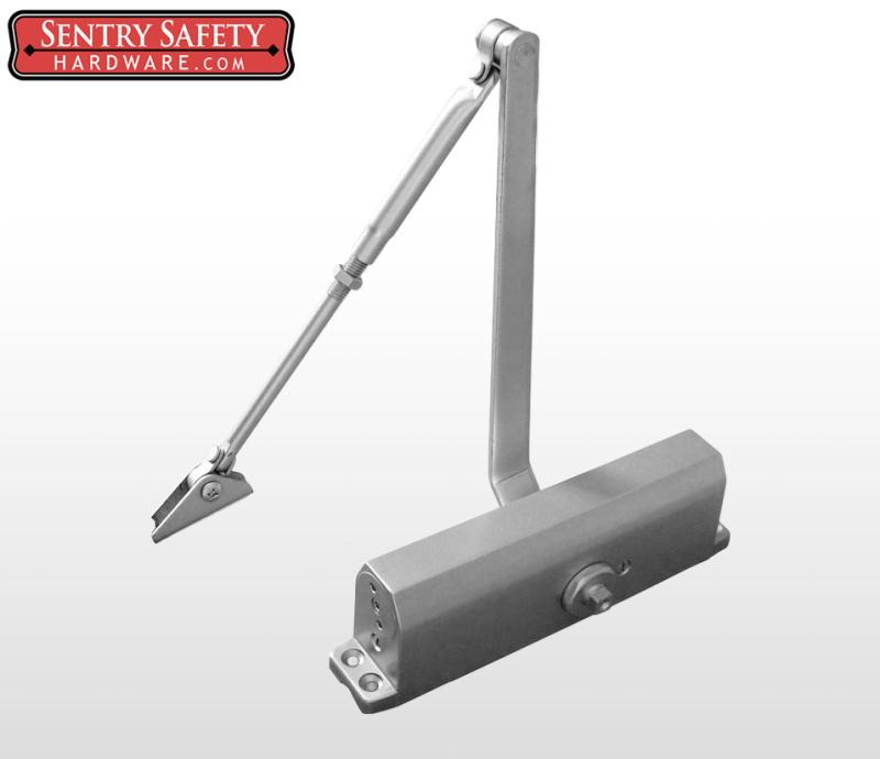 Sentry Safety 1014 Commercial Door Closer Cs Ls Bc As