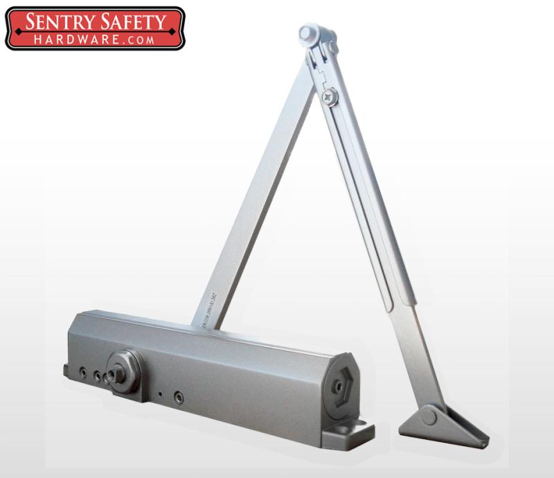 Sentry Safety 9036 Heavy Duty Commercial Door Closer CS, LS, BC, AS, DA, #6