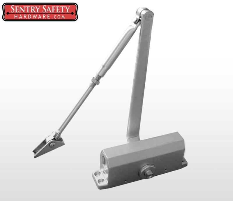 Sentry Safety 502 Light Duty Commercial Door Closer CS, LS, #2