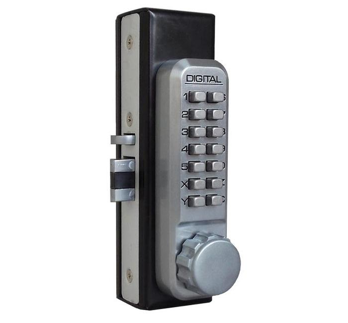 LockeyUSA 2930 Adams Rite Style Latch Lock