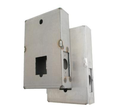 LockeyUSA GB2500 Gate Box for Keyless Locks - Steel Gate Box