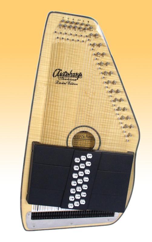 AutoHarp | Oscar Schmidt OS11021 FN Limited Edition 21 Chord AutoHarp