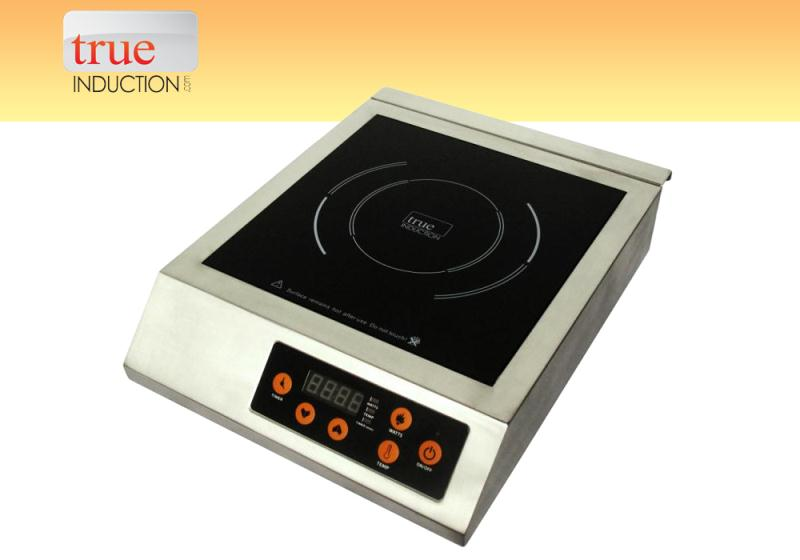 220V 3200 Watt Commercial Single Induction Cooktop