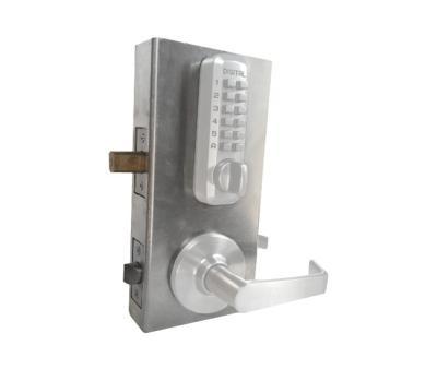 LockeyUSA GB210 Empty Gate Box M210 For Keyless Locks - Steel Material