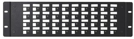 NDA-20 20 call rack mount add on panel