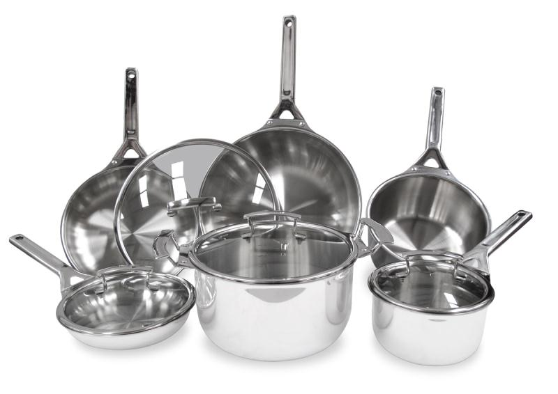 True Induction Gourmet Cookware Set