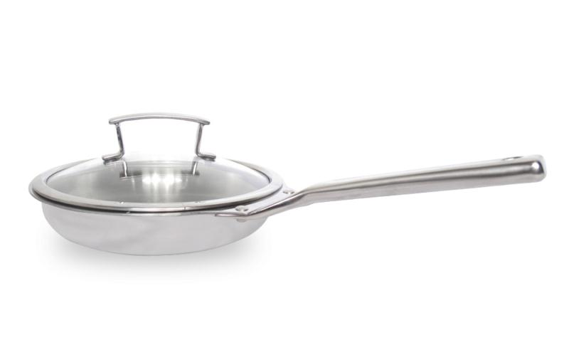 True Induction Gourmet Small Saute Pan (Egg Skillet)
