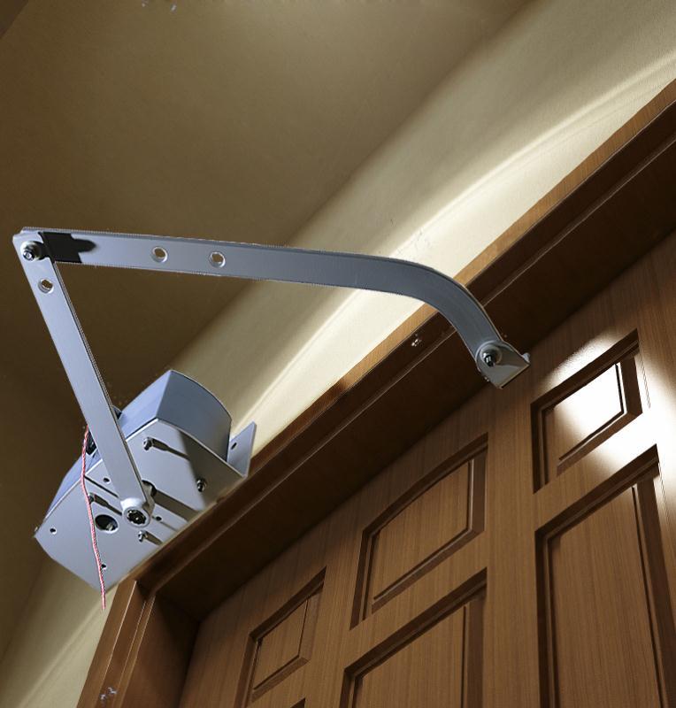 & Estate Swing Heavy Duty Carriage Door Opener Kit (E-SCAR 1602)