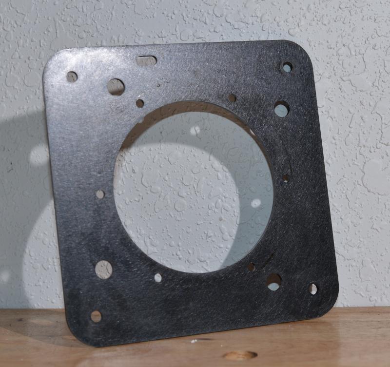 Mid Plate - 51111