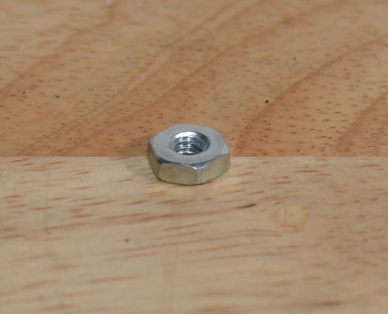 Nut-Hex #6 - 40374