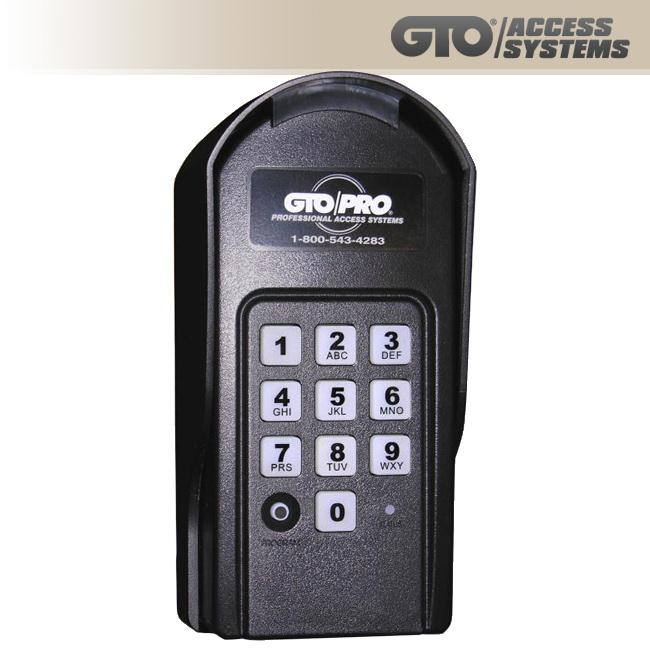 gto linear pro digital keypad f310 wired or wireless mighty mule fm137. Black Bedroom Furniture Sets. Home Design Ideas