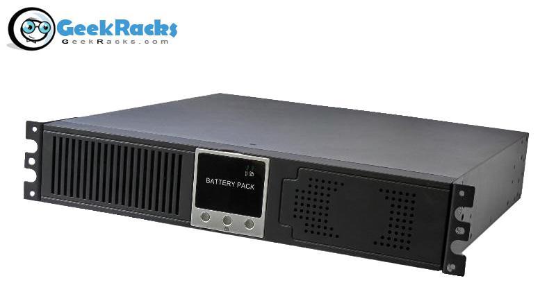 Battery Pack for UPS by Geek Racks (BP96015-RT)